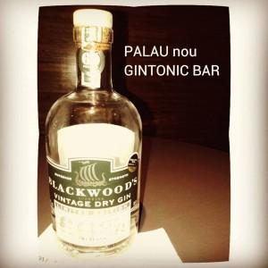 PALAU nou GINTONIC BAR