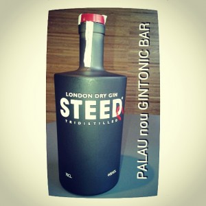 """STEED GIN"" PALAU nou GINTONIC BAR"