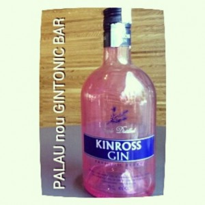 """KINROSS BERRY"" PALAU nou GINTONIC BAR"