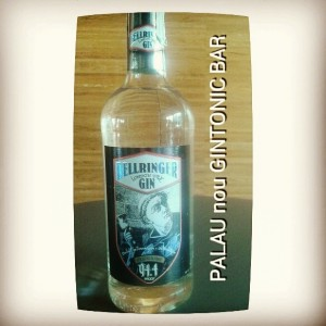 """BELLRINGER"" PALAU nou GNTONIC BAR"