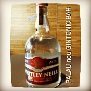 """WHITLEY NEILL"" PALAU nou GINTONIC BAR"
