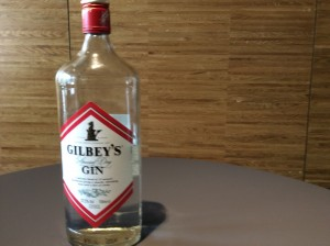 """GILBEY'S GIN"" PALAU nou GINTONIC BAR"