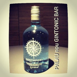 """SOUTH PORT GIN"" PALAU nou GINTONIC BAR"
