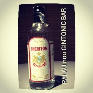 """SHERITON GIN"" PALAU nou GINTONIC BAR"